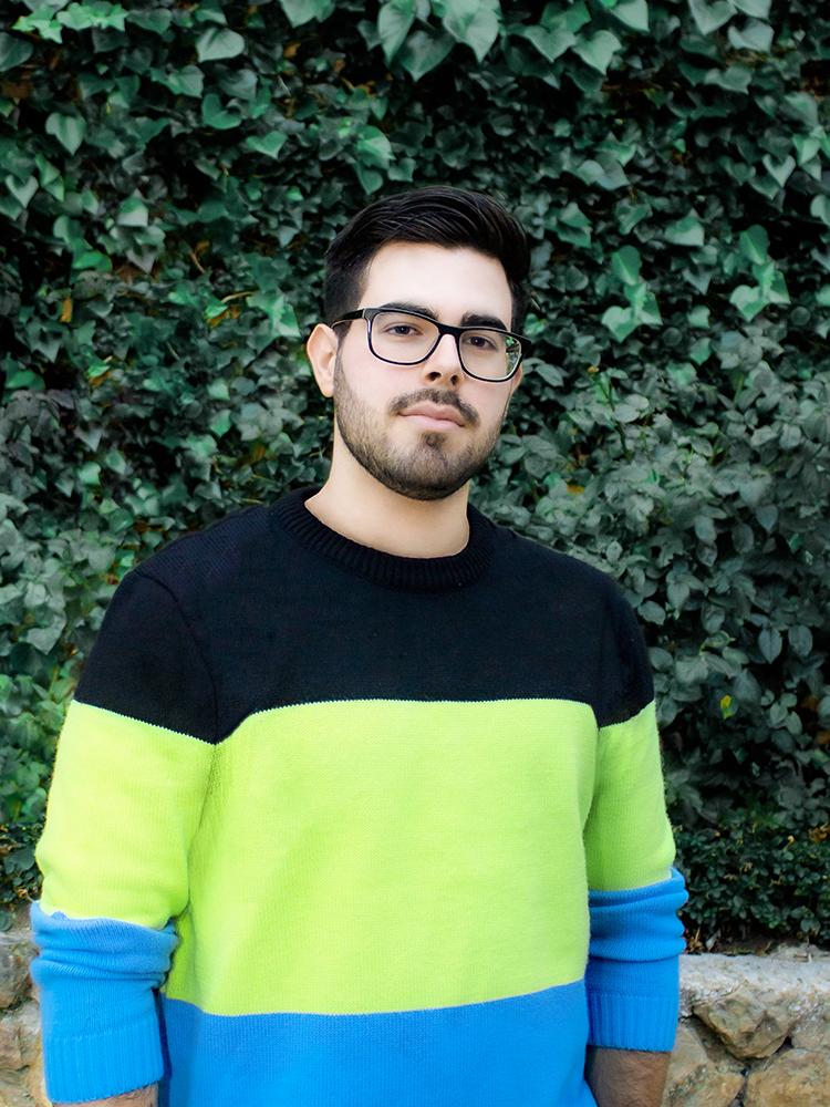 Josué Bodi Diseñador Gráfico Valencia
